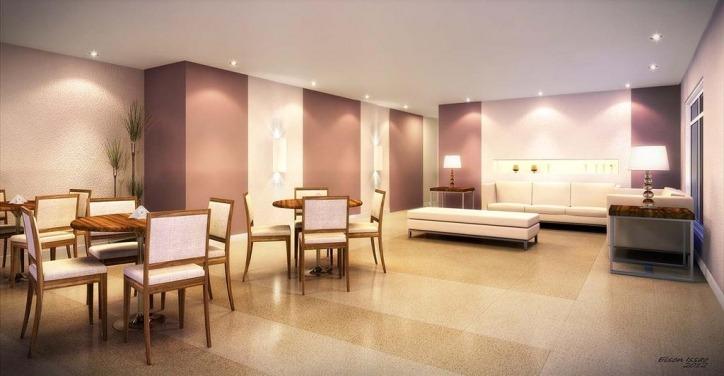 lindo apartamento supremo - bairro santa paula scs - 370