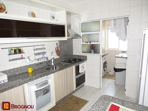 lindo apartamento todo mobiliado! - 30679