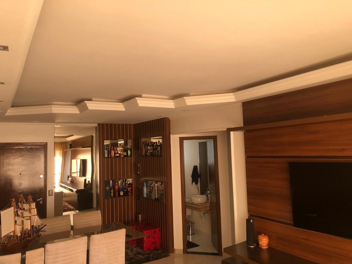 lindo apartamento, todo reformado, repleto de armários. fl10