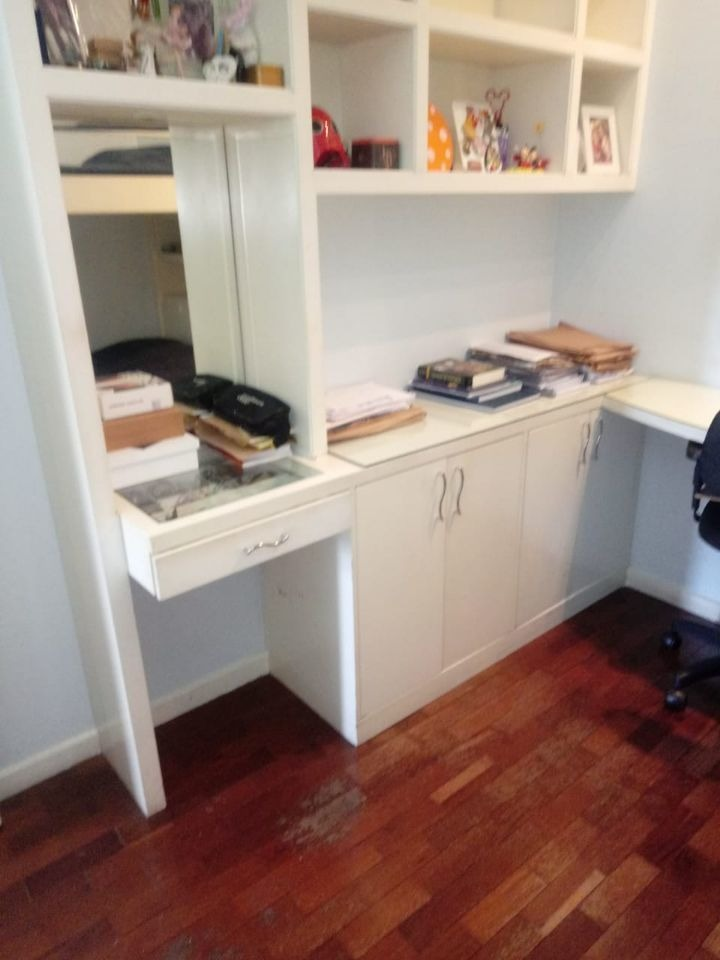 lindo apartamento todo reformado. - rw3536