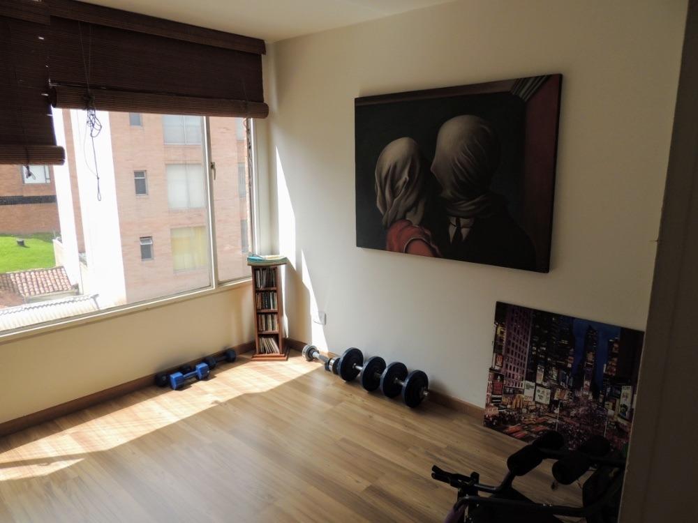 lindo apartamento totalmente amoblado