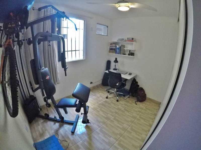 lindo apartamento totalmente reformado em condomínio fechado para venda ou locação em mesquita!! - pmap20096