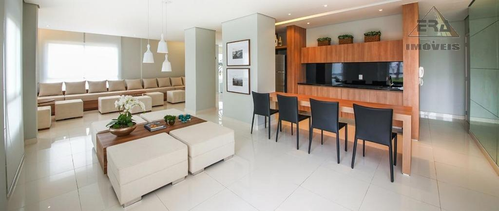 lindo apartamento à venda, 63 m² por r$ 450.000 - vila suissa - mogi das cruzes/sp - ap0301 - ap0301