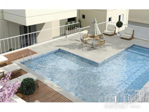 lindo apartamento à venda exclusive campolim - 407