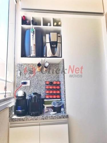 lindo apartamento à venda no bairro baeta neves em são bernardo - 5362
