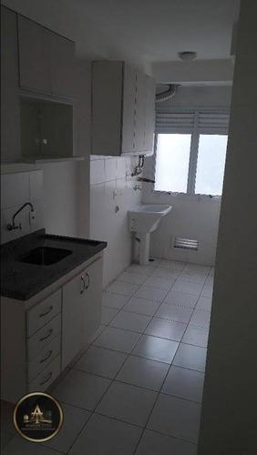lindo apartamento à venda no residencial vision- preço incrível - ap1046