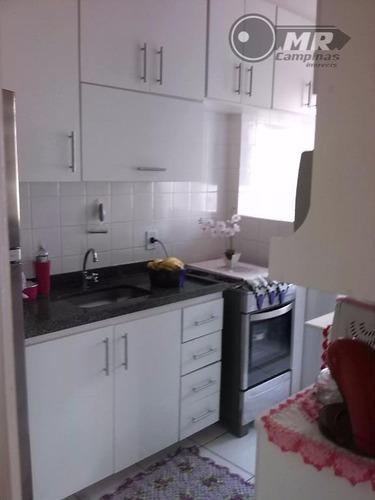 lindo apartamento à venda, parque são jorge, campinas. - ap0680