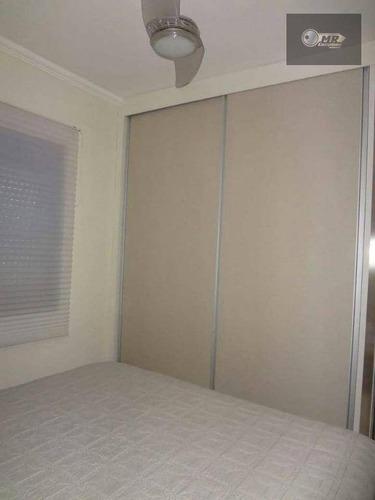 lindo apartamento à venda, vila nova, campinas. - ap0863