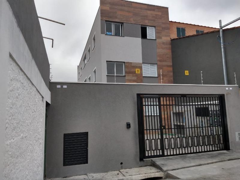 lindo apartamentos novos - cangaíba - ap00059 - 34444278