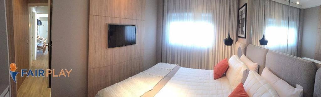 lindo apto 2 dorms 1 suite proximo ao shop morumbi - ap4265