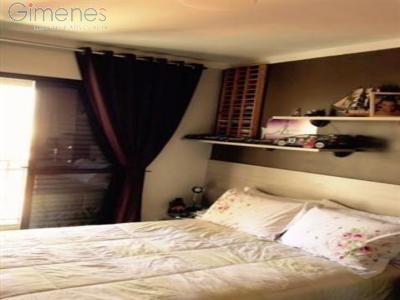 lindo apto na mooca com 3 dormts e suite - 6321