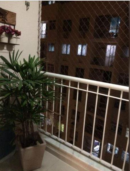 lindo apto no cond. ventura, varanda, sala - ap5702