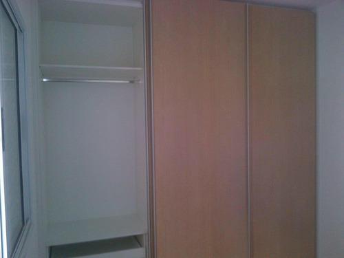 lindo apto para locação com sala estendida - ap0118