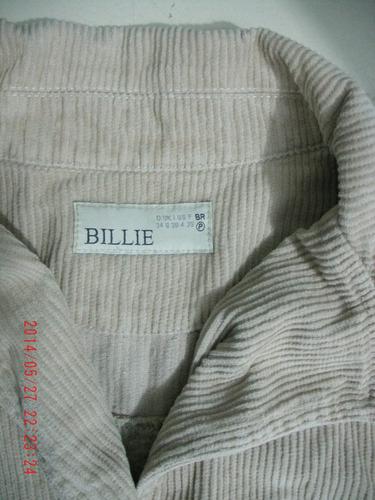 lindo blazer ( fem)     billie brothers     tam; p