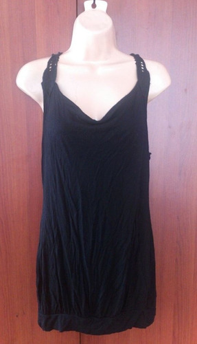 lindo bluson  negro exclusiva decoracion...a la moda m