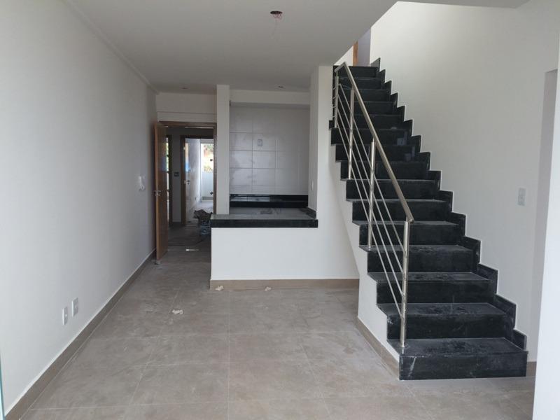 lindo cobertura de 3 quartos suite no bairro ouro preto - 992