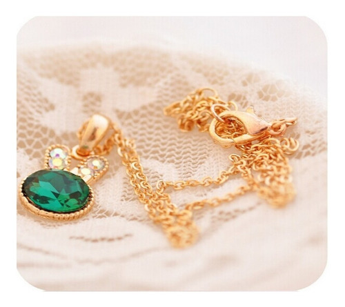 lindo colar elegante feminino banho a ouro pingente coelho