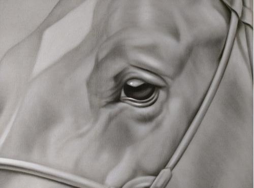 lindo cuadro decorativo caballo/ mendoza