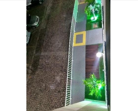 lindo decorado 2/4 - projetados - vaga coberta - iluminação