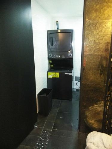 lindo departamento amueblado en renta de 195 m2 en condesa.