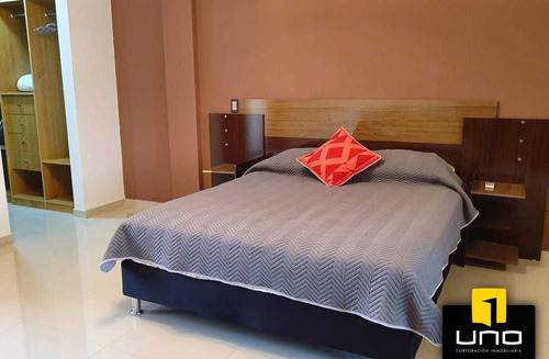 lindo departamento de 1 dormitorio totalmente amoblado