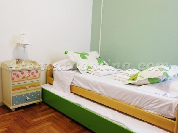 lindo departamento de 2 habitaciones para 4 personas