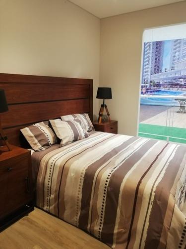 lindo departamento en pre-venta de 90 m2 en naucalpan. mg