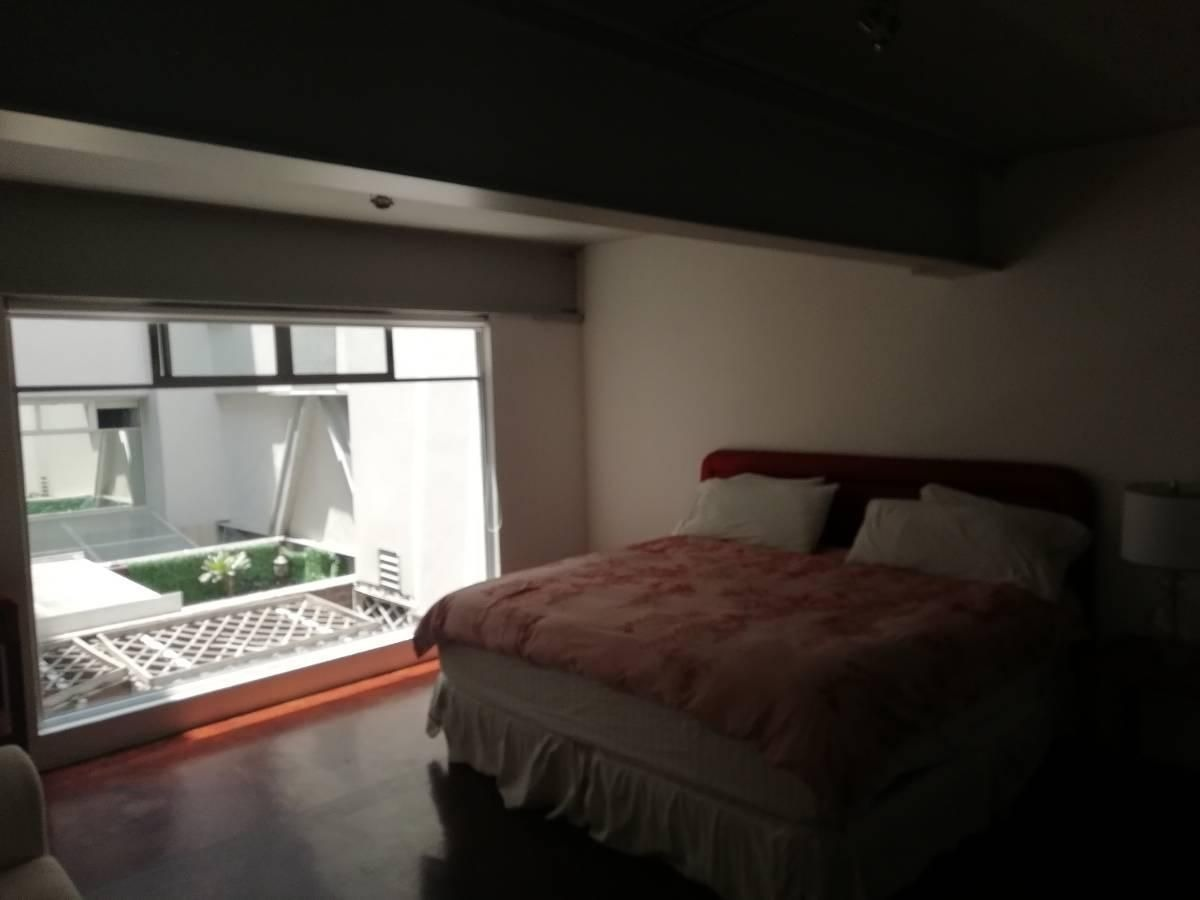 lindo departamento tipo loft en venta de 140 m2 en hipódromo condesa. mg