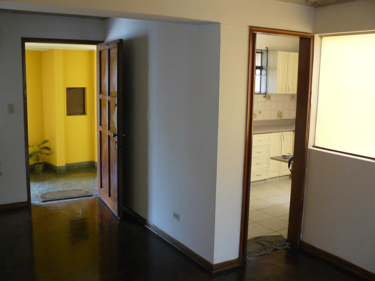 lindo dpto. 90m2, 2 hab, sala-comedor,cocina,cochera-sotano