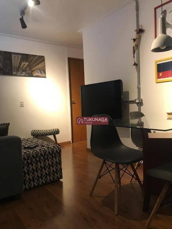 lindo e aconchegante apartamento com 2 dormitórios à venda, 42 m² por r$ 255.000 - lauzane paulista - são paulo/sp - ap3138