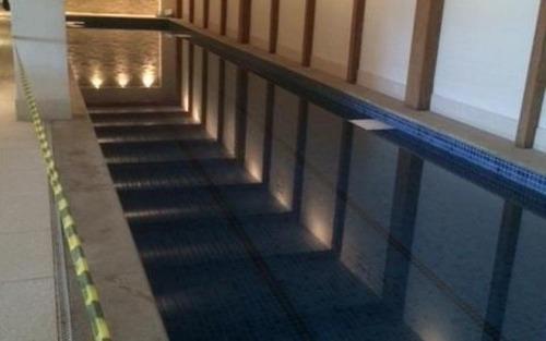 lindo e mobiliado, pronto para entrar, para locação (r$ 6.192,00) na chácara santo antônio (zona sul), são paulo.