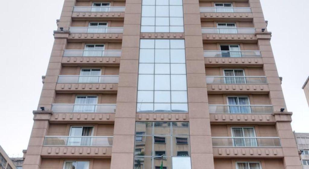 lindo flat no jardins rede melia próximo a universidades e estação de metrô - sf10871
