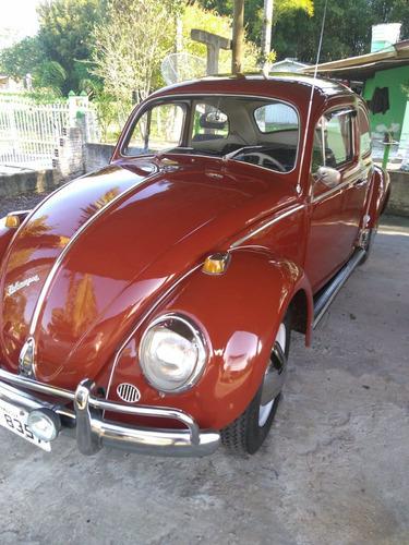 lindo fusca volkswagen ano 1967 original excelente  raridade