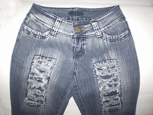 lindo jeans gols-z para damas  t/28  s (c)