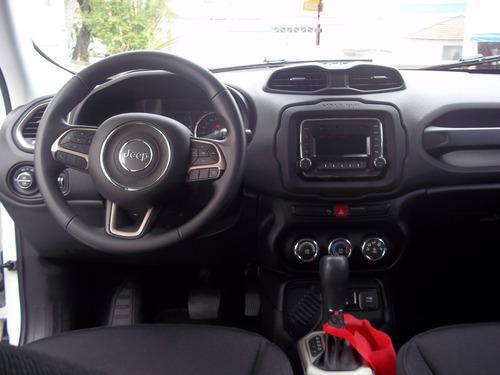 lindo jeep renegade 1.8 flex sport 4p automático completo