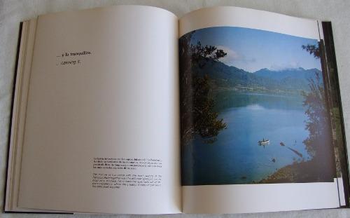 lindo libro de fotografías del estuario de reloncaví