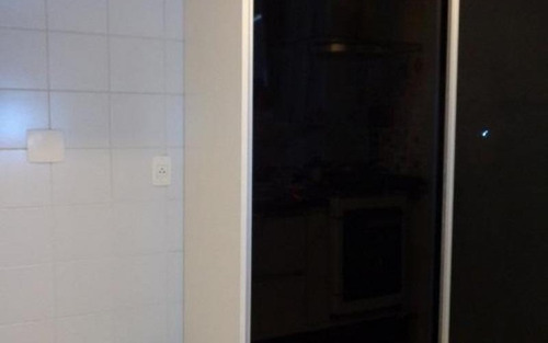 lindo loft ,terraço e lareira na sala, no morumbi, sp.