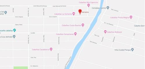 lindo lote en venta los reartes, calamuchita, provincia de córdoba