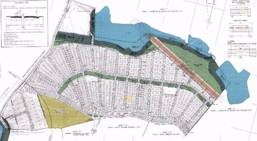 lindo lote/terreno 525 m² - condomínio residencial 7 lagos