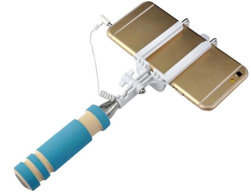 lindo mini monopod colores palo selfie selfies envio gratis