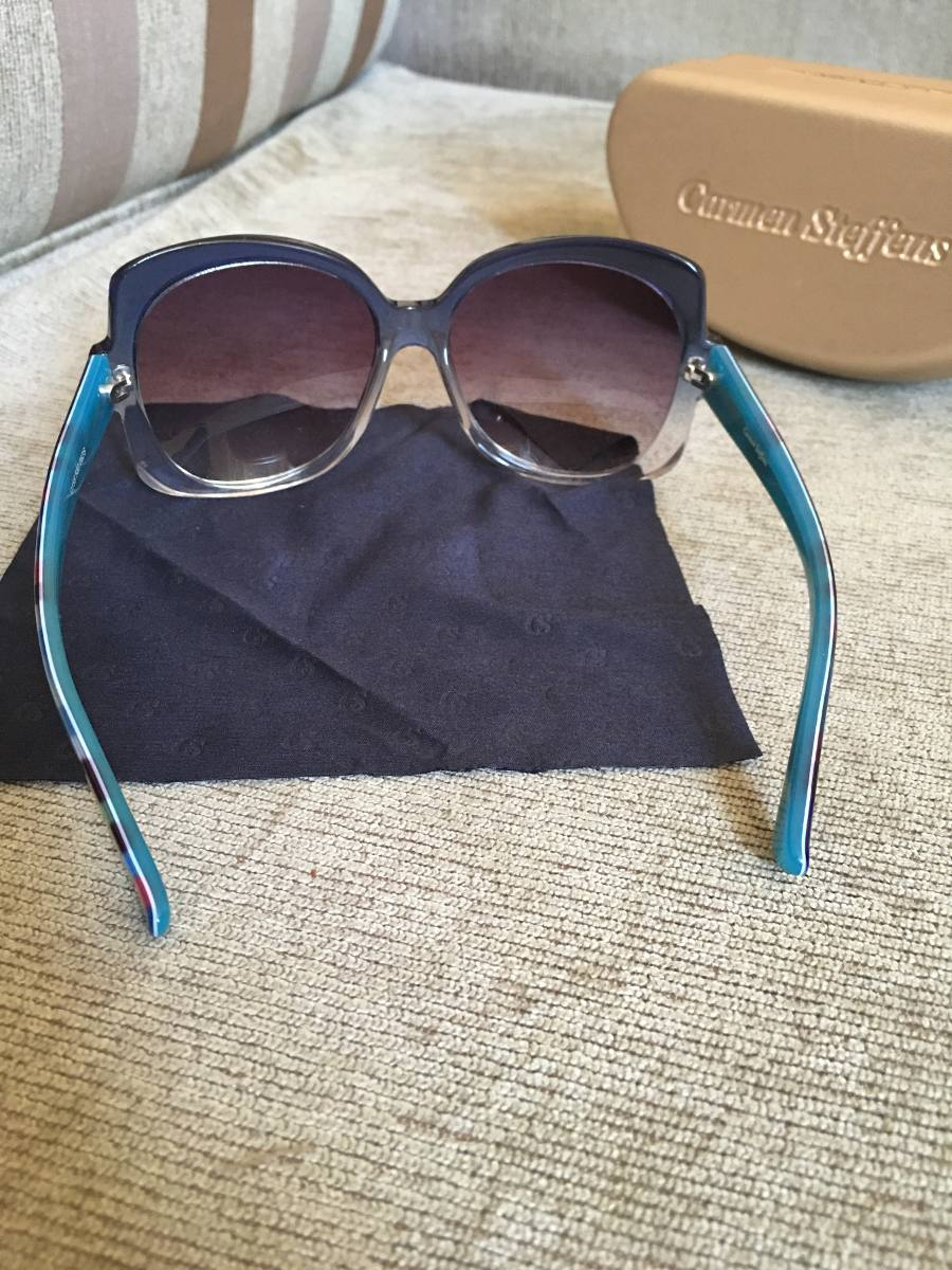 Lindo Óculos Carmen Steffens - R  349,90 em Mercado Livre fd4cf706ec