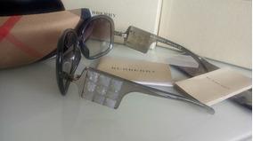 0ab7386c1 Oculos Burberry Feminino - Óculos De Sol no Mercado Livre Brasil