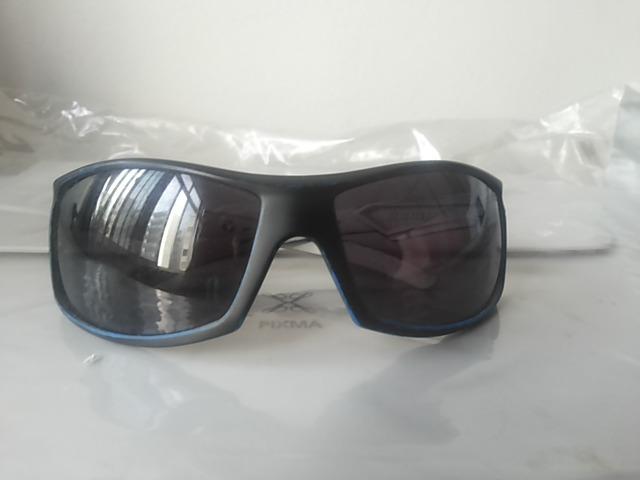 43ed9f818989a Lindo Óculos De Sol. Mormaii. Fenix.preto Com Detalhe Azul! - R  87 ...