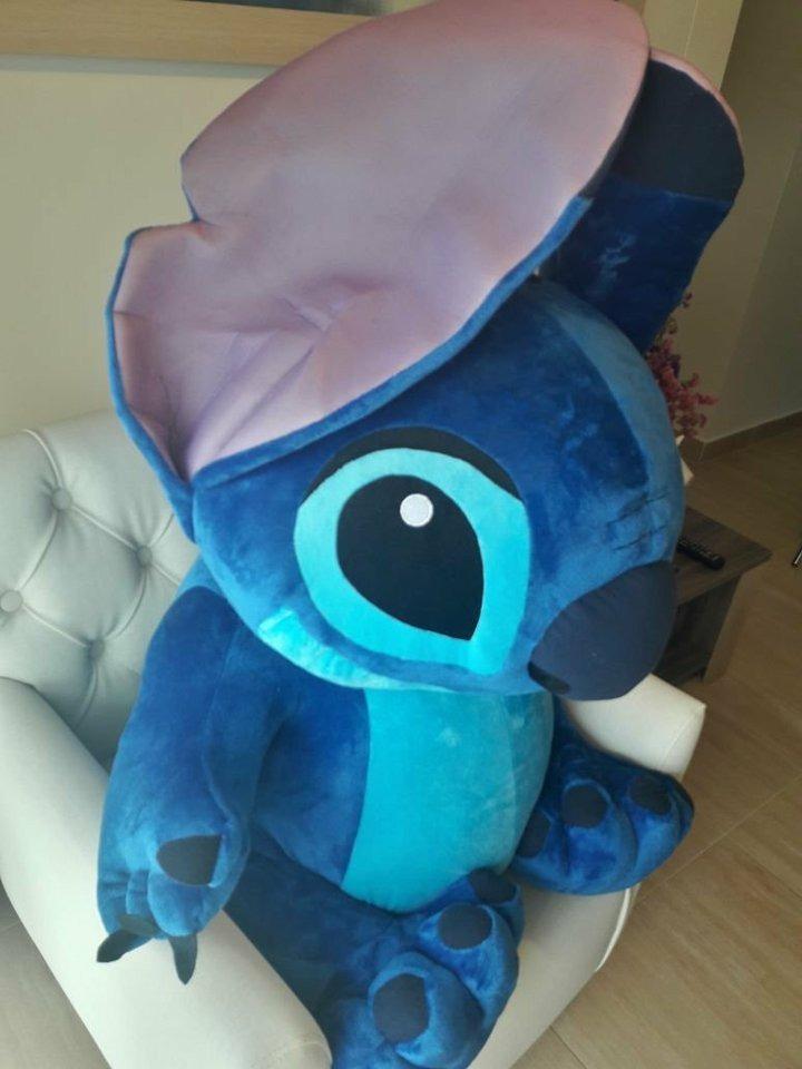Lindo Peluche Stitch Gigante 120 Cm, Envío Gratis (stitch