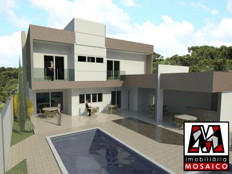 lindo projeto, casa em condomínio fechado reserva da serra, em construção. - 96221 - 4492262