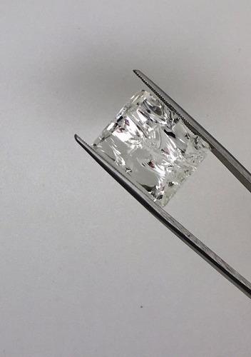 lindo quartzo cristal de rocha de 14,51 quilates