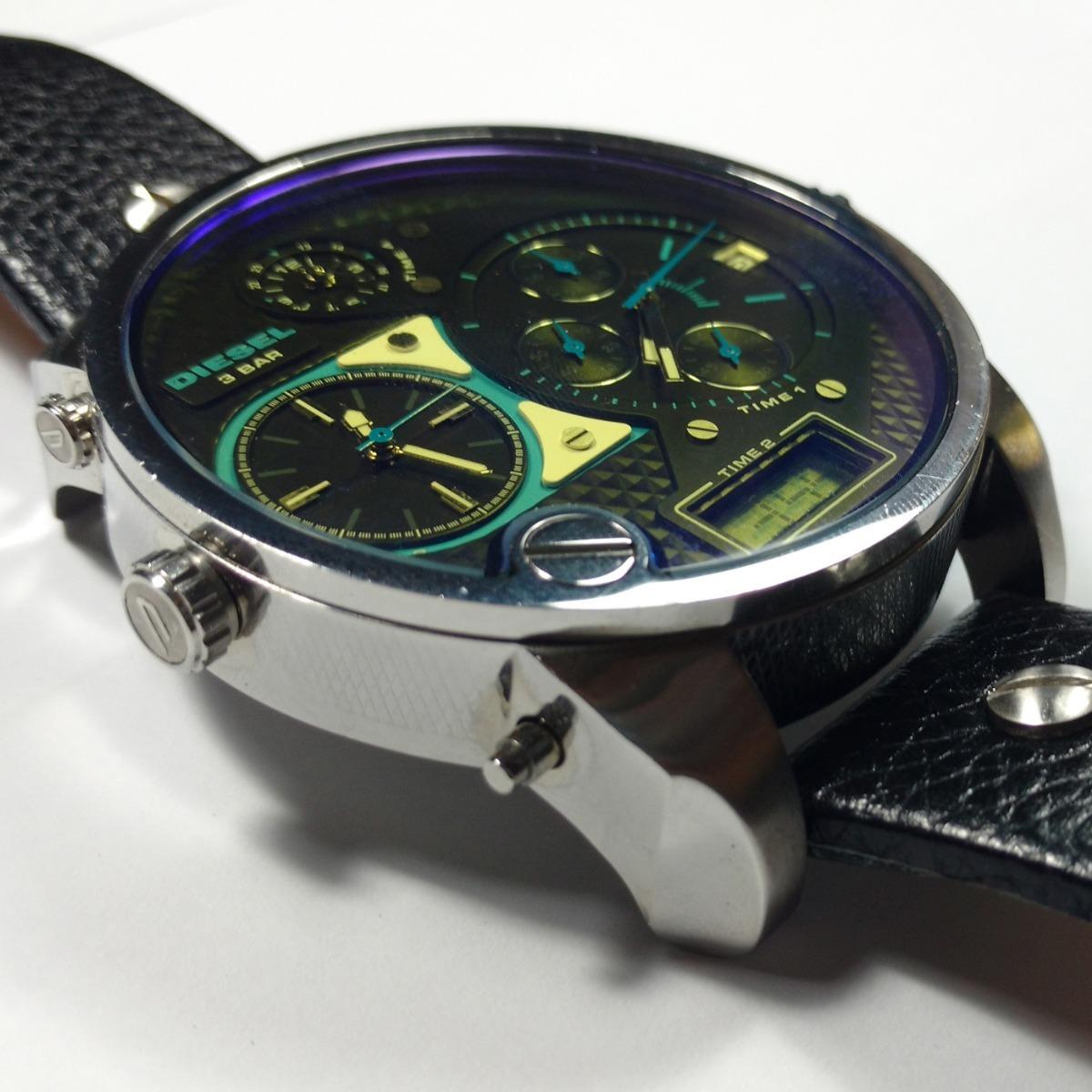 bb09f0607e12a Lindo Relógio Diesel Dz-7278 - R  600,00 em Mercado Livre