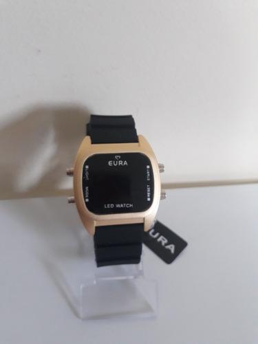 lindo relógio digital  feminino silicone várias cores confir