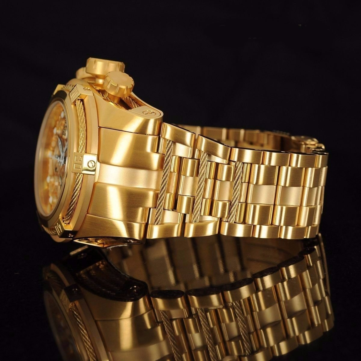 9811b02a8c4 lindo relógio invicta 12763 zeus bolt reserve promocional iv. Carregando  zoom.
