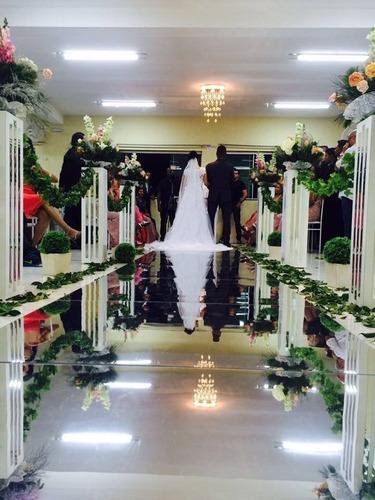 lindo salão de festa zona leste buffet e decoração&casamento